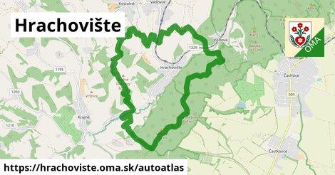 ikona Mapa autoatlas  hrachoviste