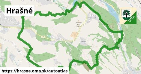 ikona Mapa autoatlas  hrasne