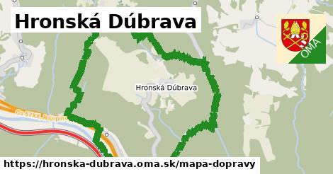 ikona Mapa dopravy mapa-dopravy  hronska-dubrava