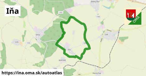 ikona Mapa autoatlas  ina