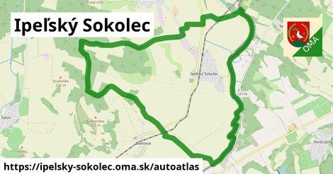 ikona Mapa autoatlas  ipelsky-sokolec