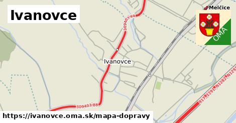 ikona Mapa dopravy mapa-dopravy  ivanovce