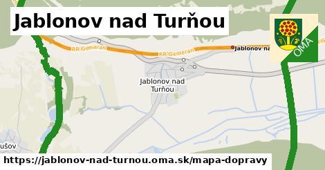 ikona Mapa dopravy mapa-dopravy  jablonov-nad-turnou