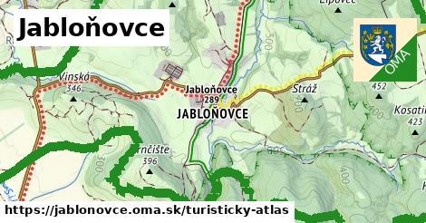 ikona Turistická mapa turisticky-atlas  jablonovce