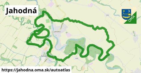 ikona Mapa autoatlas  jahodna