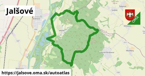 ikona Mapa autoatlas  jalsove