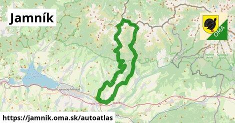 ikona Mapa autoatlas  jamnik