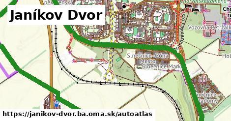 ikona Mapa autoatlas  janikov-dvor.ba