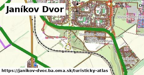 ikona Janíkov Dvor: 0m trás turisticky-atlas v janikov-dvor.ba