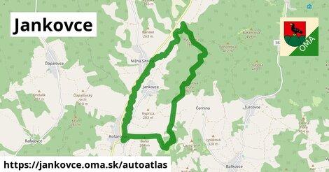ikona Mapa autoatlas  jankovce