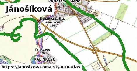 ikona Mapa autoatlas  janosikova