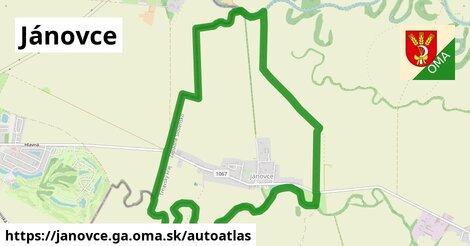ikona Mapa autoatlas  janovce.ga
