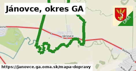 ikona Mapa dopravy mapa-dopravy  janovce.ga