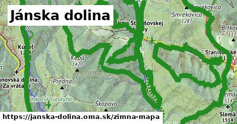 ikona Zimná mapa zimna-mapa  janska-dolina