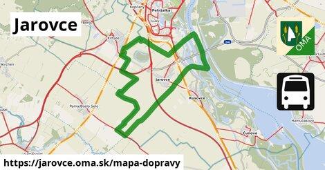 ikona Mapa dopravy mapa-dopravy  jarovce