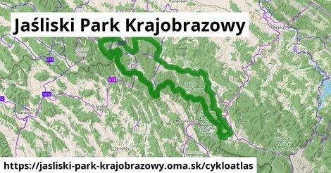 ikona Cykloatlas cykloatlas  jasliski-park-krajobrazowy
