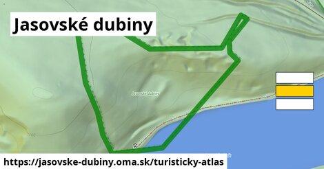 ikona Turistická mapa turisticky-atlas  jasovske-dubiny