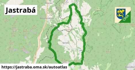 ikona Mapa autoatlas  jastraba