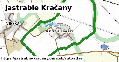 ikona Mapa autoatlas  jastrabie-kracany