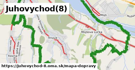 ikona Mapa dopravy mapa-dopravy  juhovychod-8