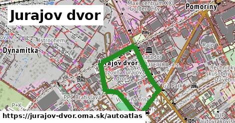 ikona Mapa autoatlas  jurajov-dvor