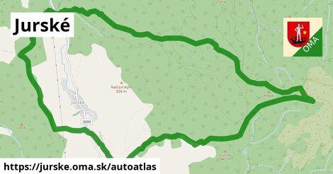 ikona Mapa autoatlas  jurske