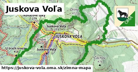 ikona Zimná mapa zimna-mapa  juskova-vola
