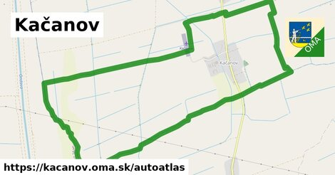 ikona Mapa autoatlas  kacanov
