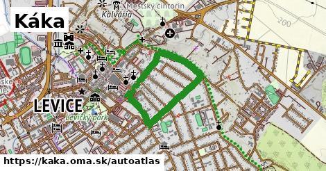 ikona Mapa autoatlas  kaka