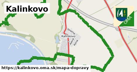 ikona Mapa dopravy mapa-dopravy  kalinkovo