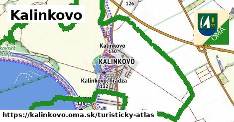 ikona Turistická mapa turisticky-atlas  kalinkovo