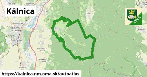 ikona Mapa autoatlas  kalnica.nm