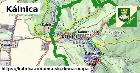 ikona Zimná mapa zimna-mapa  kalnica.nm
