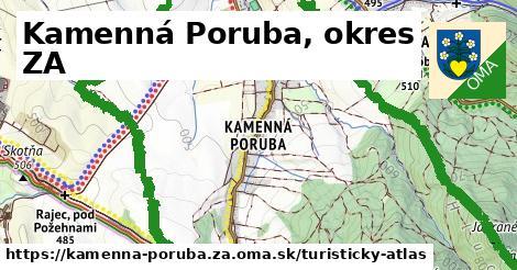 ikona Turistická mapa turisticky-atlas  kamenna-poruba.za