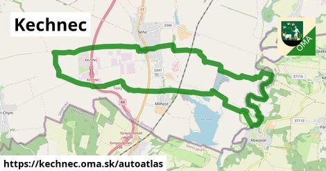 ikona Mapa autoatlas  kechnec