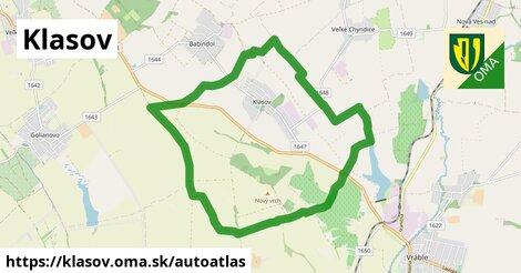ikona Mapa autoatlas  klasov