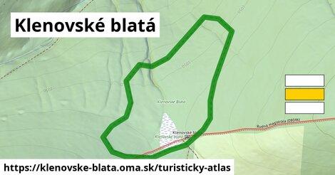 ikona Turistická mapa turisticky-atlas  klenovske-blata