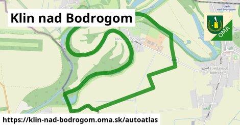 ikona Mapa autoatlas  klin-nad-bodrogom