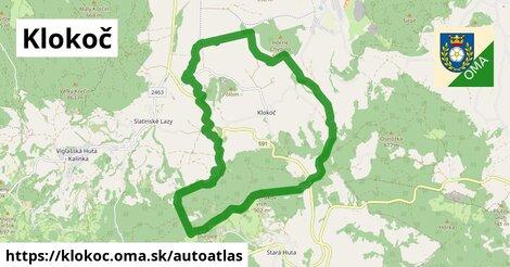 ikona Mapa autoatlas  klokoc