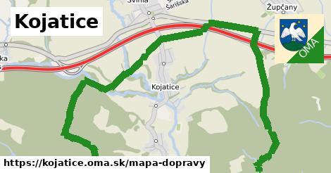 ikona Mapa dopravy mapa-dopravy v kojatice