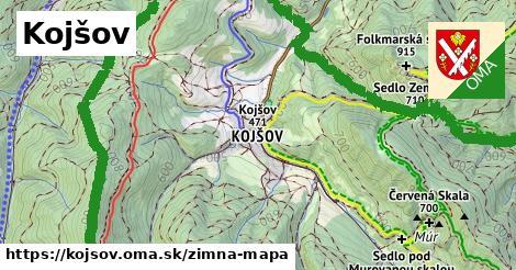 ikona Zimná mapa zimna-mapa  kojsov