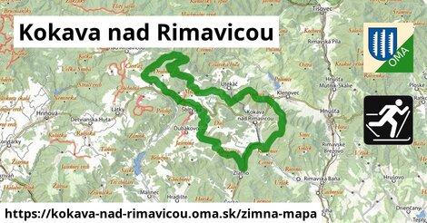 ikona Zimná mapa zimna-mapa  kokava-nad-rimavicou