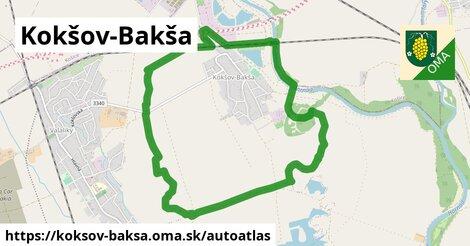 ikona Mapa autoatlas  koksov-baksa