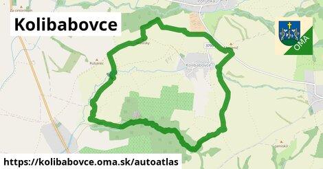ikona Mapa autoatlas  kolibabovce