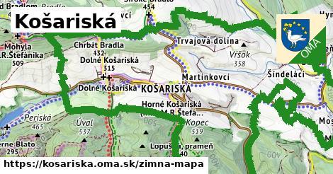 ikona Zimná mapa zimna-mapa  kosariska