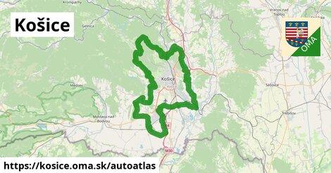 ikona Mapa autoatlas  kosice