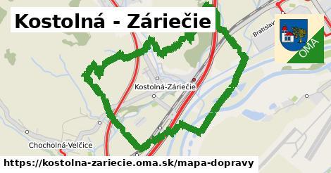 ikona Mapa dopravy mapa-dopravy  kostolna-zariecie