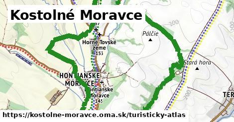 Kostolné Moravce