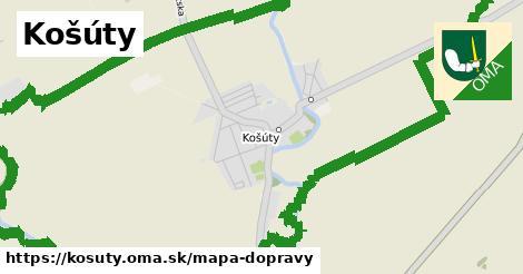 ikona Mapa dopravy mapa-dopravy  kosuty