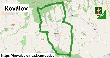 ikona Mapa autoatlas  kovalov